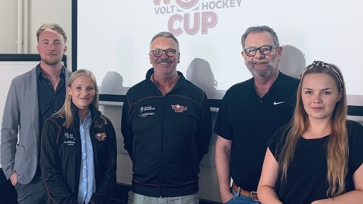 Collen AB är ny huvudpartner för World Cup Volt Hockey / New main partner for WCVH